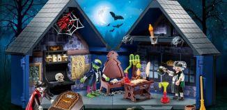 Playmobil - 9312 - Take Along Haunted House