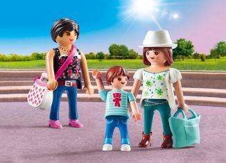 Playmobil - 9405 - Shopping Girls