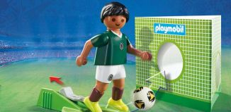 Playmobil - 9515 - Nationalspieler Mexiko