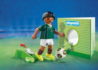 Playmobil - 9515 - National Team Player Mexico