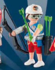 Playmobil - 9443v3 - Sports archer