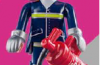 Playmobil - 9333v5 - Firefighter