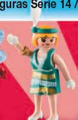 Playmobil - 9444v3 - Cabaret Dancer