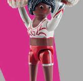 Playmobil - 9333v3 - Cheerleader