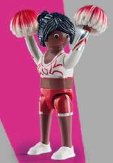 Playmobil - 9333v3 - Cheerleader