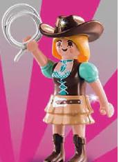 Playmobil - 9333v6 - Cowgirl