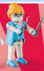 Playmobil - 9444v6 - Dentist