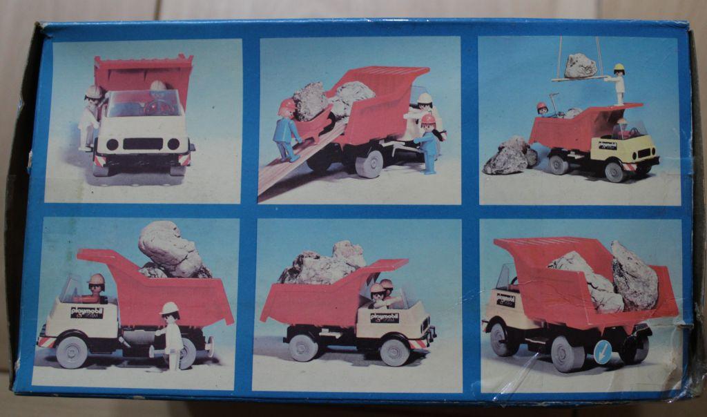 Playmobil 23.20.9-trol - Dump Truck - Back
