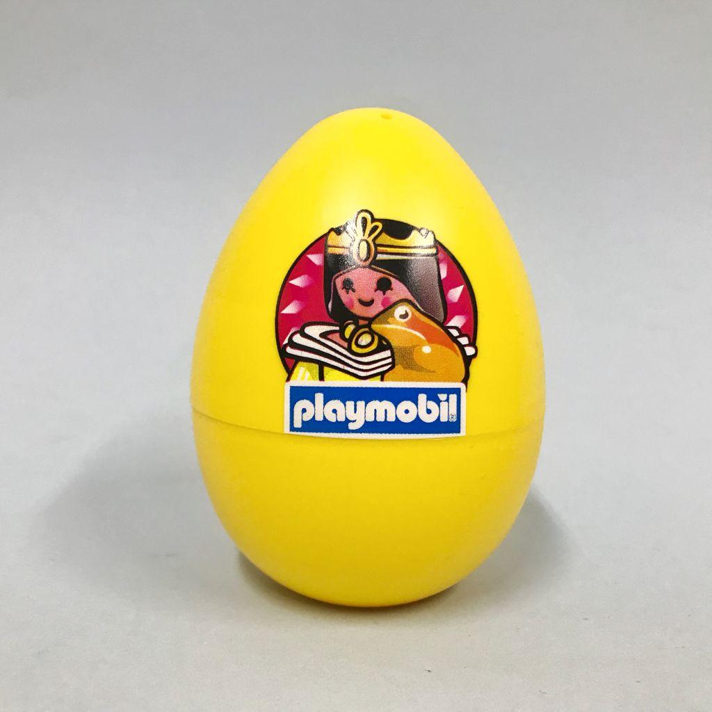 Playmobil 4918v2 - Yellow Egg Princess with Green Dress - Box