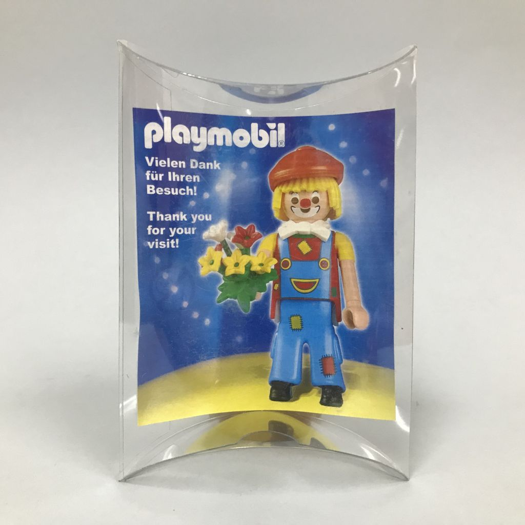 Playmobil 0000-ger - Nüremberg Toy Fair Give-away Clown - Boîte