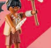 Playmobil - 9444v5 - Cave Girl