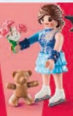Playmobil - 9444v12 - Ice-skater