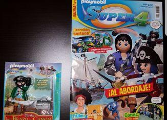 Playmobil - 30790334-esp - Pirate Canoonharm