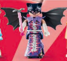 Playmobil - 9444v7 - Bat Girl