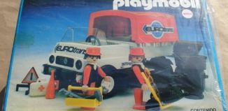 Playmobil - 3935-ant - Moving Truck