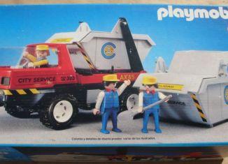 Playmobil - 3969-ant - Dump Truck