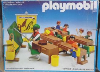 Playmobil - 13522-aur - Classroom