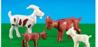Playmobil - 6206 - Goat Family