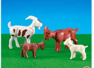 Playmobil - 6206 - Goat Family