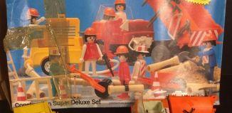 Playmobil - 1204v2-sch - Construction Super Deluxe Set