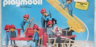 Playmobil - 1404v2-sch - Fireman Super Deluxe Set