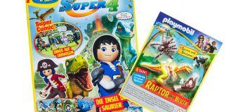 Playmobil - 80809-ger - Super 4-Magazin 04/2017 (Heft 11)