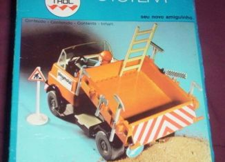 Playmobil - 23.20.3-trol - Construction Truck