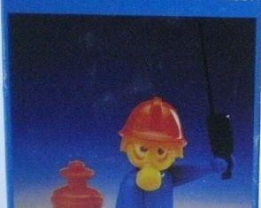 Playmobil - 13367-xat - Fireman