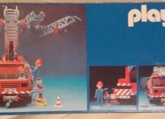 Playmobil - 13525-xat - Ladder truck & firemen