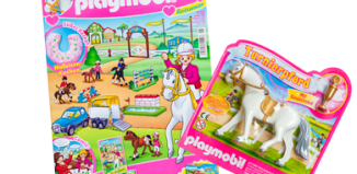 Playmobil - 30742390 - Competion horse
