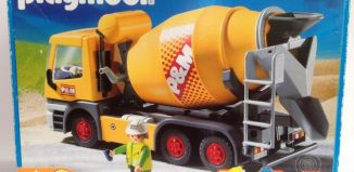 Playmobil - 3263s2 - Cement Mixer