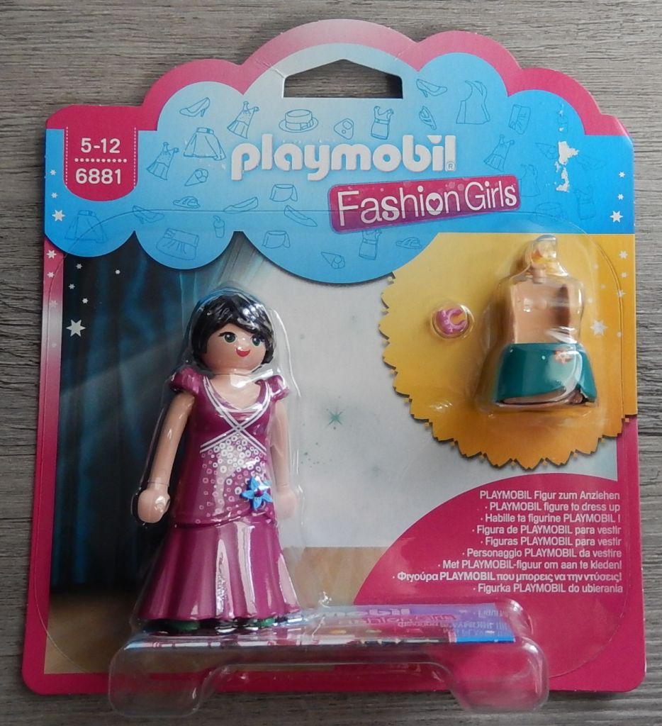 Playmobil 6881 - Fashion Girl - Party - Box