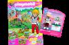 Playmobil - 80603-ger - Playmobil-Magazin Pink 2/2018 (Heft 34)