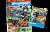 Playmobil - 80604-ger - Playmobil-Magazin 3/2018 (Heft 60)