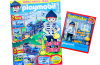 Playmobil - 80605-ger - Playmobil-Magazin 4/2018 (Heft 61)