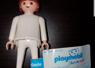Playmobil - 30824943-ger - Playmobil Share the Smile 40º (white)