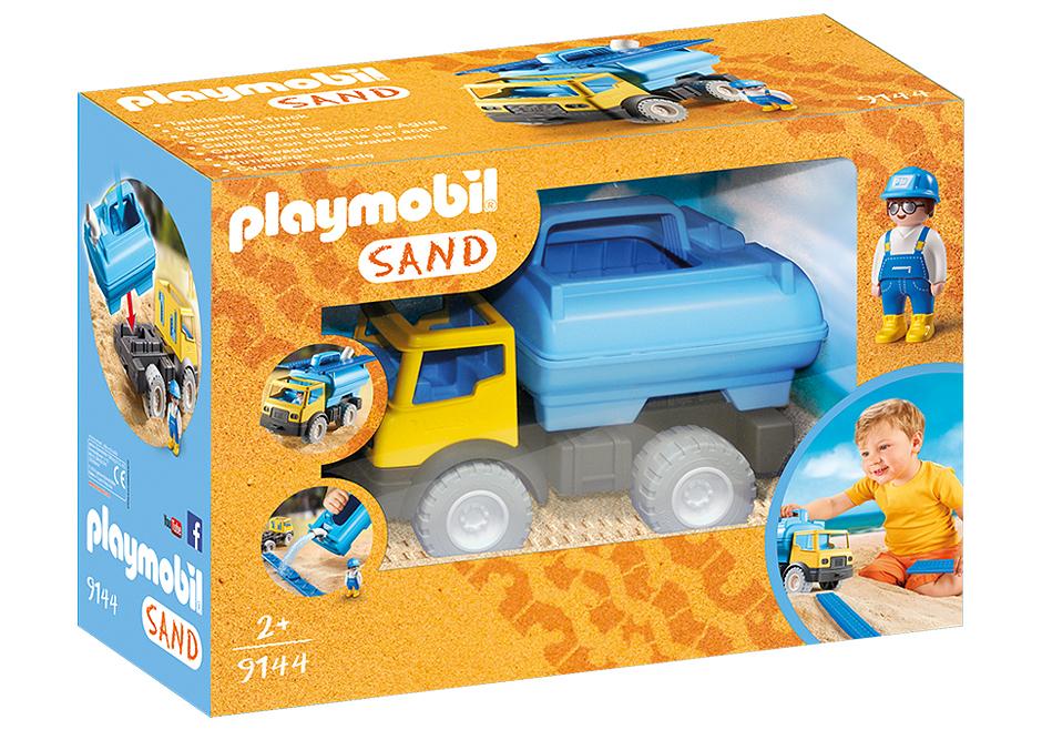 Playmobil 9144 - Water tank truck - Box