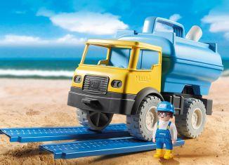 Playmobil - 9144 - Water tank truck