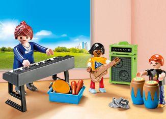 Playmobil - 9321 - Music Class Carry Case