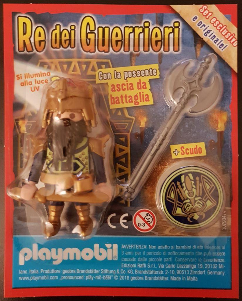Playmobil 30790474-ita - Playmobil Italy Magazine nº 2 - Back