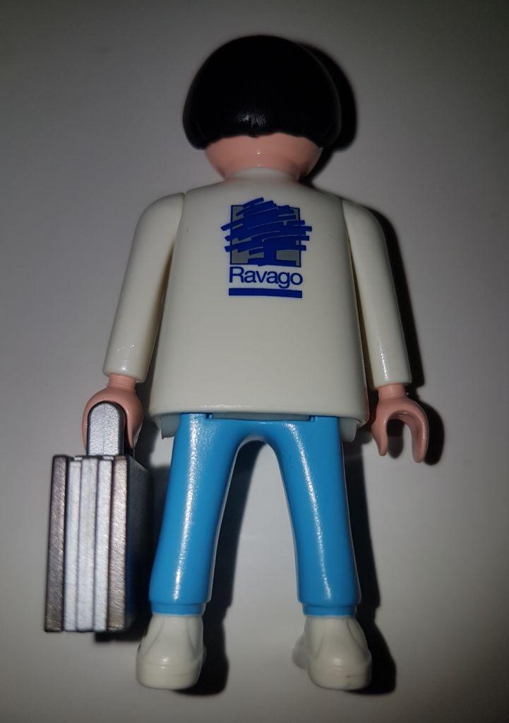 Playmobil 30898282-bel - Ravago promotional - Back