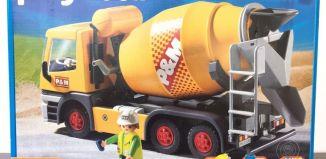 Playmobil - 3263-usa - Cement Mixer
