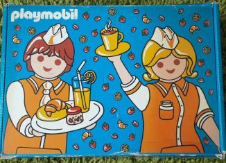 Playmobil - 0000-GER - Set de desayuno