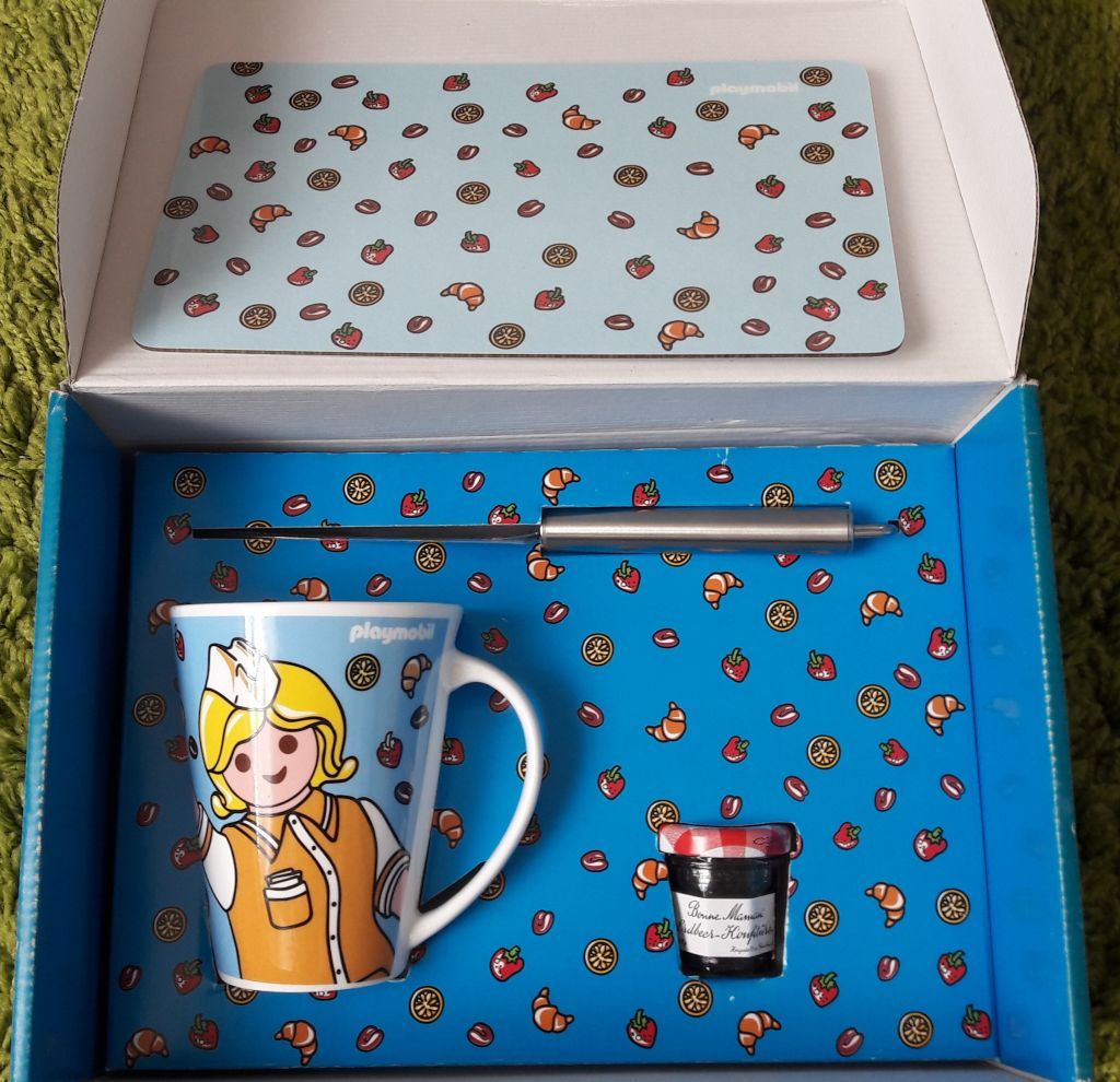Playmobil 0000-GER - Breakfast Set - Back