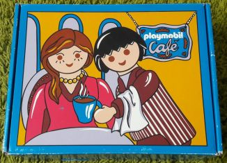 Playmobil - 0000-GER - Set café