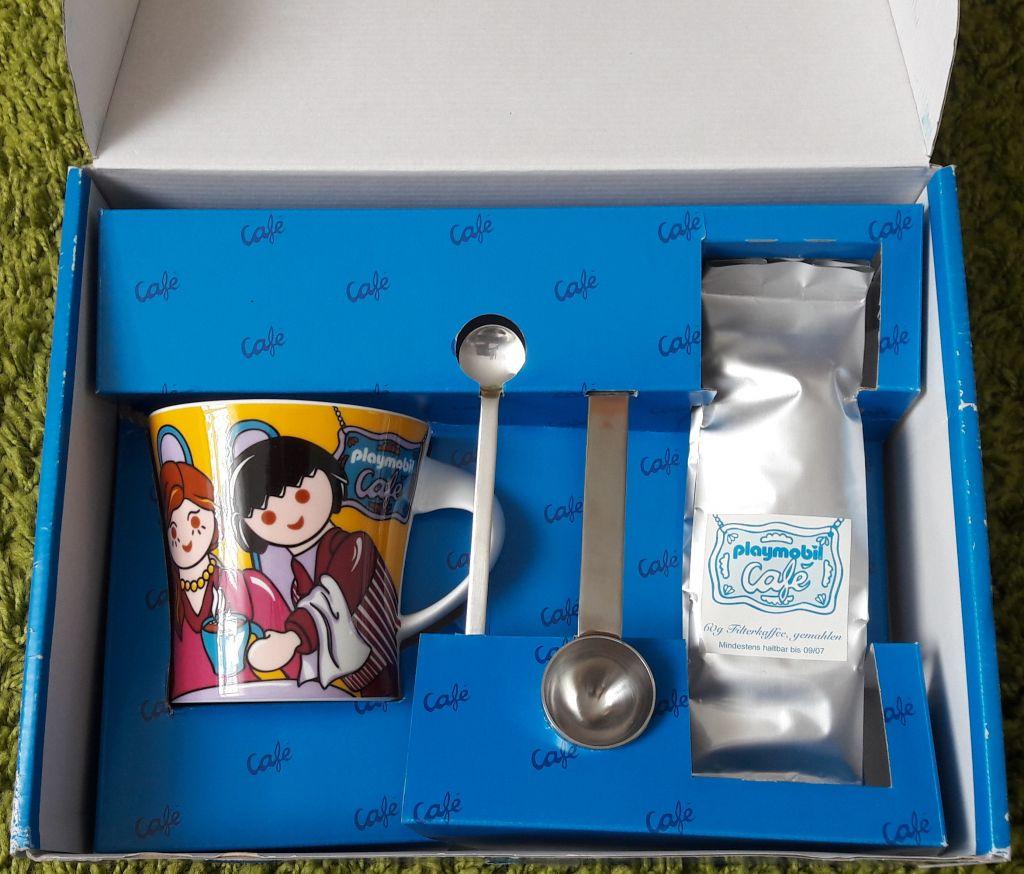 Playmobil 0000-GER - Juego de café - Volver