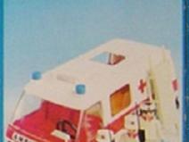 Playmobil - 23.25.4v1-trol - Ambulance