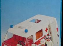Playmobil - 23.25.4v2-trol - Ambulance