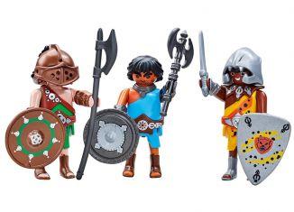 Playmobil - 6590 - Three Gladiators