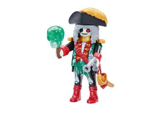 Playmobil - 6591 - Ghost Pirates leader